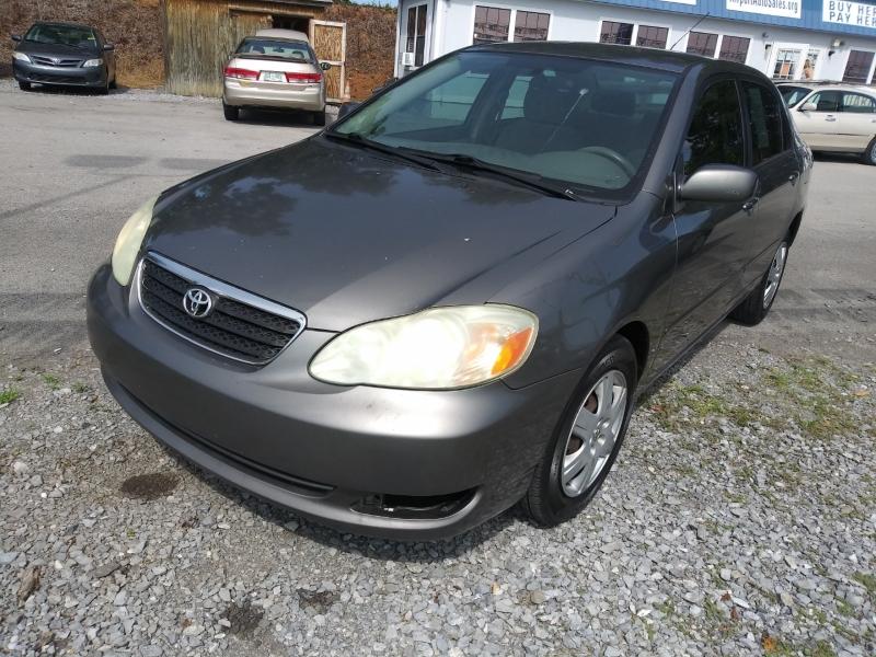 Toyota Corolla 2006 price Call us