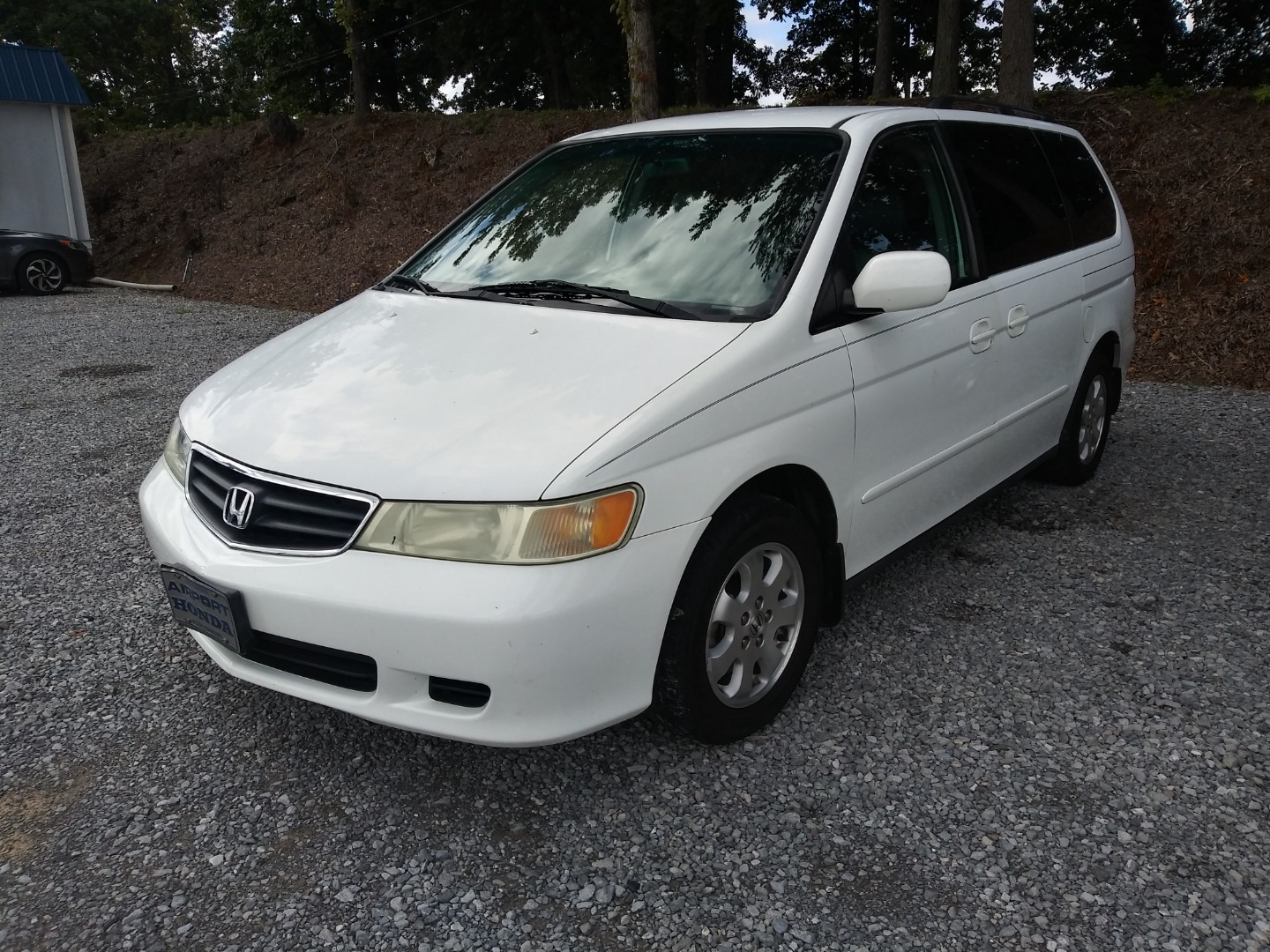 2004 honda odyssey 5dr ex l res w dvd leather airport auto sales dealership in louisville 2004 honda odyssey 5dr ex l res w dvd