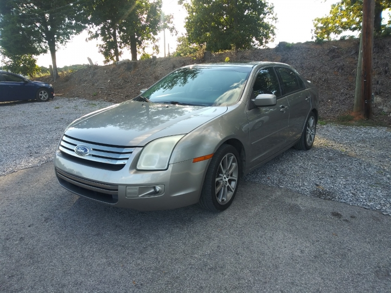 Ford Fusion 2008 price COMING SOON