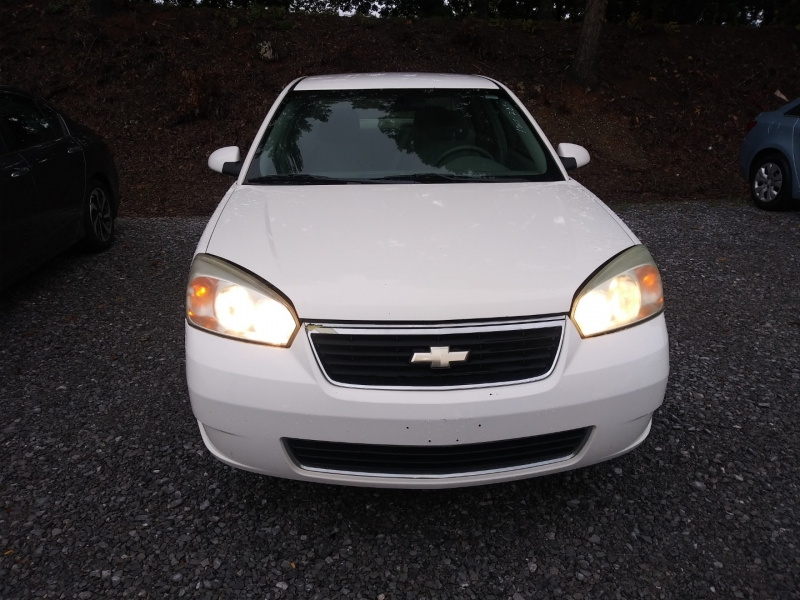 Chevrolet Malibu 2007 price Call us