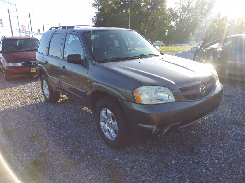 Mazda Tribute 2004 price Call us