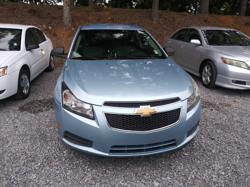 Chevrolet Cruze 2012 price Call us