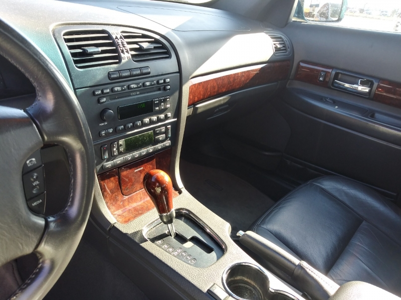 Lincoln LS 2001 price Call us