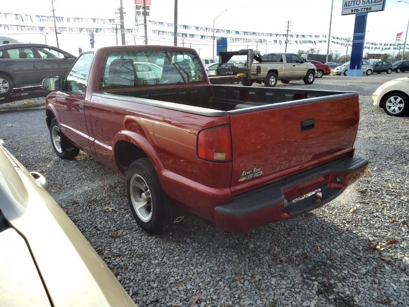 Chevrolet S-10 2000 price Call us