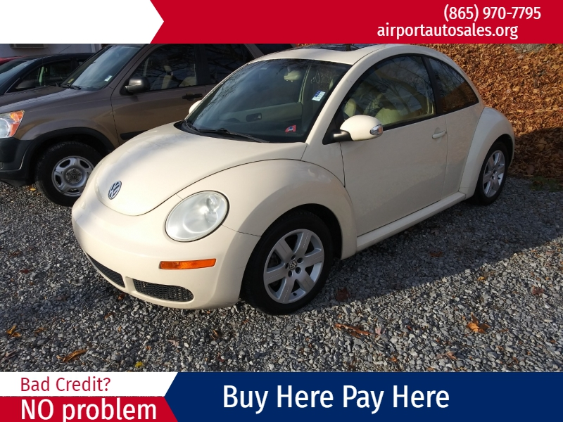 Volkswagen New Beetle Coupe 2007 price Call us