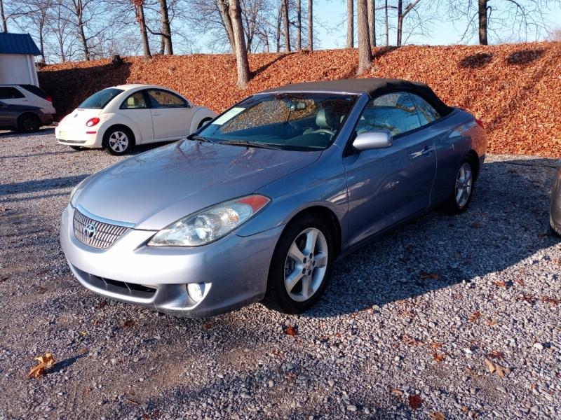 Toyota Camry Solara 2006 price Call us