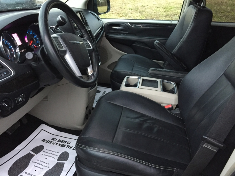Chrysler Town & Country 2013 price Call us