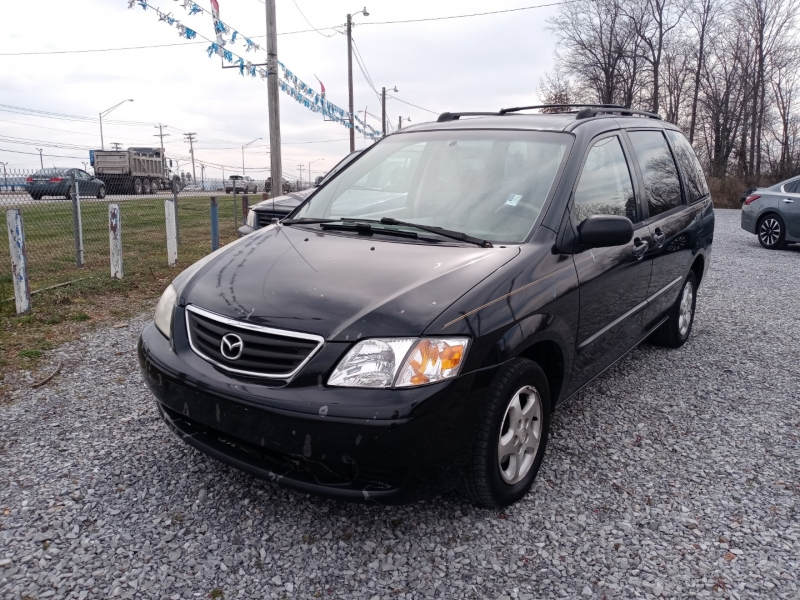 Mazda MPV 2001 price Call us