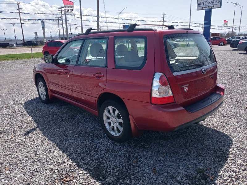 Subaru Forester 2007 price Call us