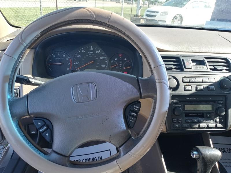 Honda Accord Sdn 2001 price Call us
