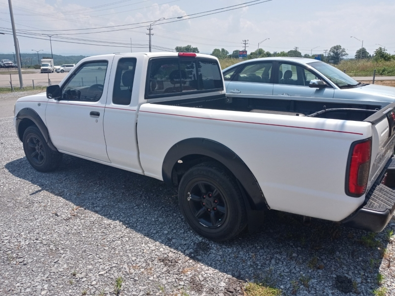 Nissan Frontier 2WD 2001 price Call us