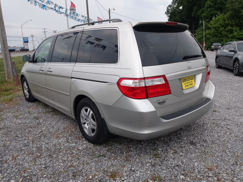 Honda Odyssey 2007 price Call us