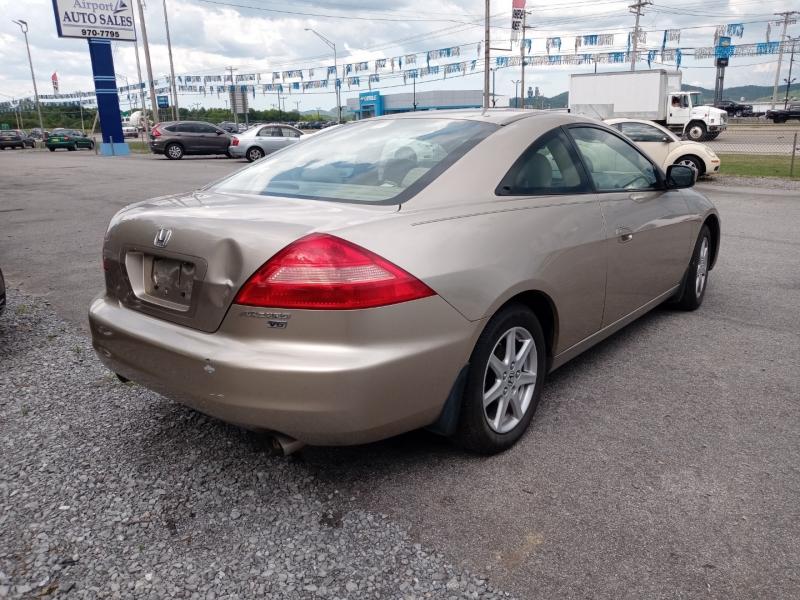 Honda Accord Cpe 2003 price Call us