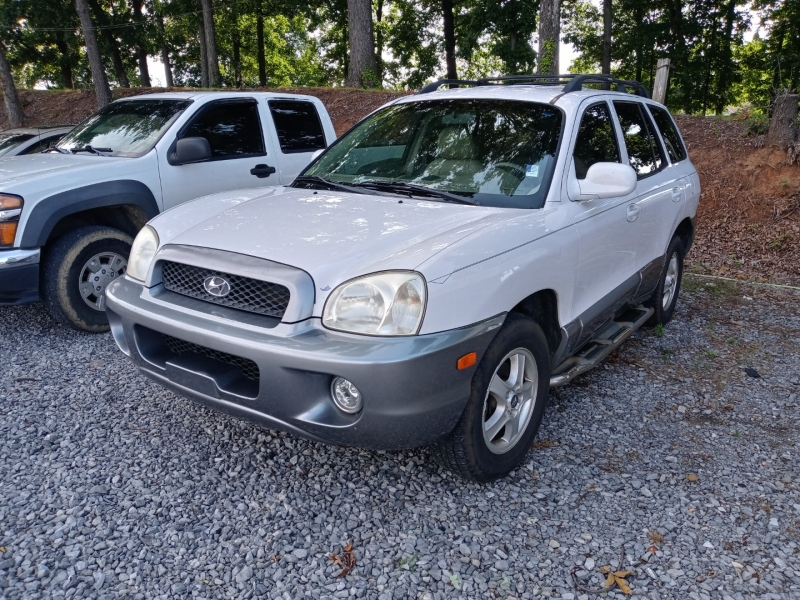 Hyundai Santa Fe 2004 price Call us