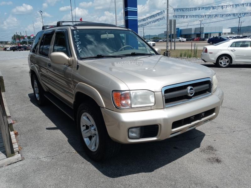 Nissan Pathfinder 2002 price Call Us
