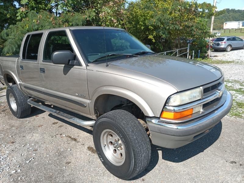Chevrolet S-10 2001 price Coming Soon