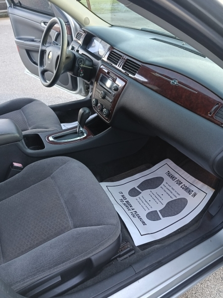 Chevrolet Impala 2008 price Coming Soon