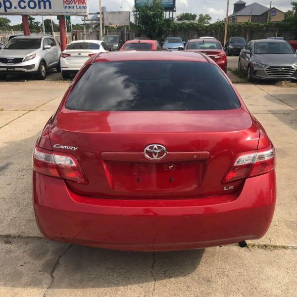 Toyota Camry 2007 price $5,550