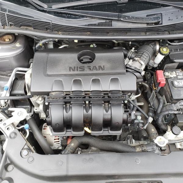 Nissan Sentra 2017 price $12,400