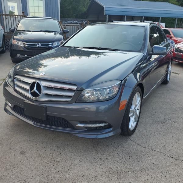 Mercedes-Benz C-Class 2011 price $9,300