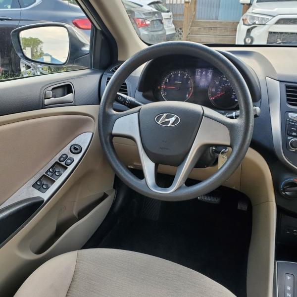 Hyundai Accent 2017 price $7,500