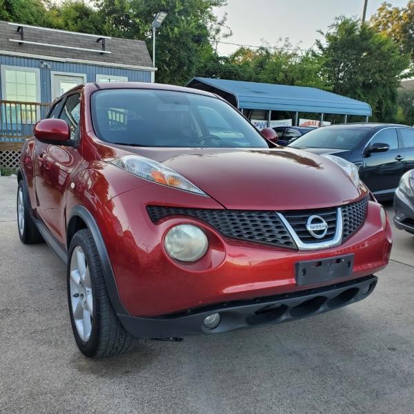 Nissan JUKE 2011 price $6,788