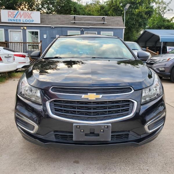 Chevrolet Cruze Limited 2016 price $6,488