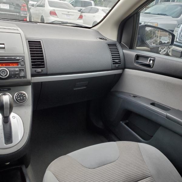 Nissan Sentra 2012 price $4,499