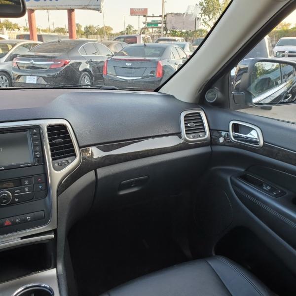 Jeep Grand Cherokee 2012 price $11,288