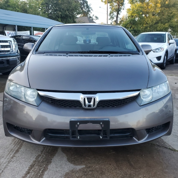 Honda Civic Sdn 2009 price $5,999