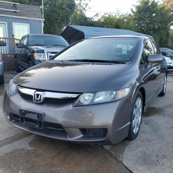 Honda Civic Sdn 2009 price $5,999