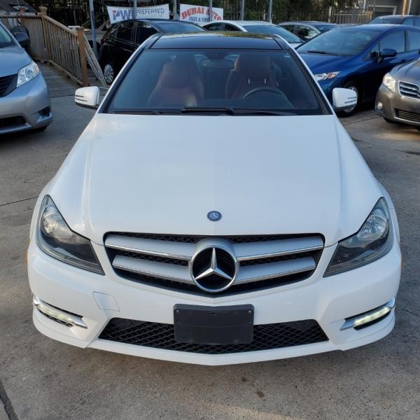 Mercedes-Benz C-Class 2013 price $12,700