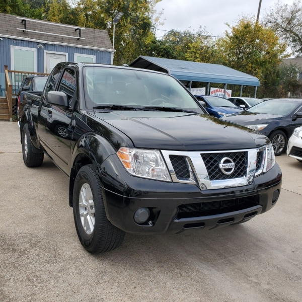 Nissan Frontier 2018 price $13,500