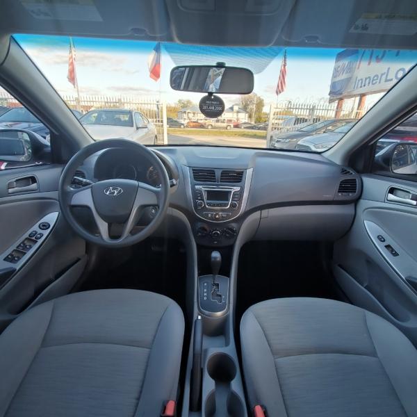 Hyundai Accent 2017 price $6,500