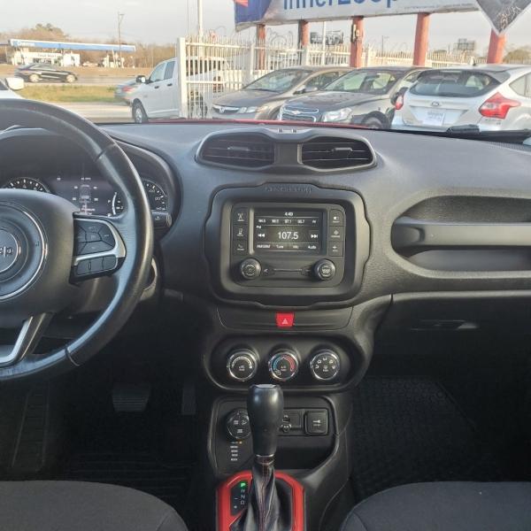Jeep Renegade 2016 price $12,650