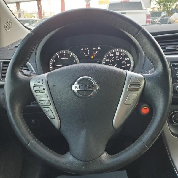 Nissan Sentra 2015 price $6,499