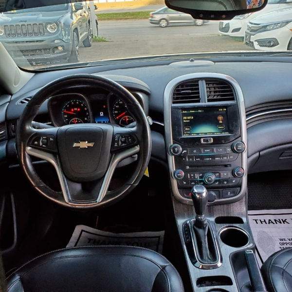 Chevrolet Malibu 2015 price $10,499