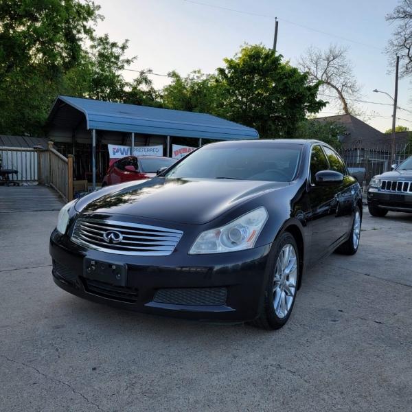 Infiniti G35 Sedan 2008 price $8,250
