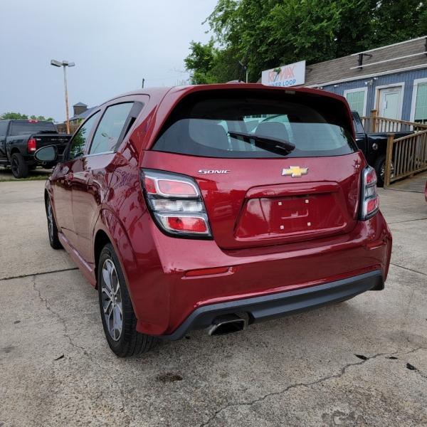 Chevrolet Sonic 2017 price $7,999