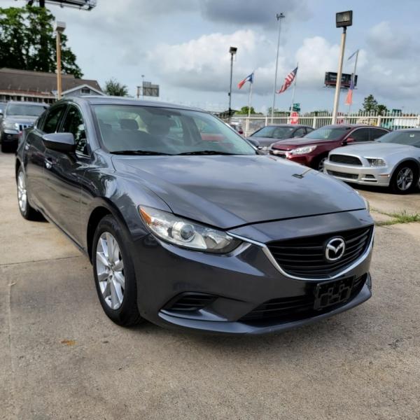 Mazda Mazda6 2015 price $9,999