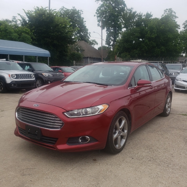 Ford Fusion 2013 price $9,599