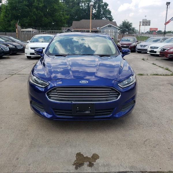 Ford Fusion 2016 price $13,500