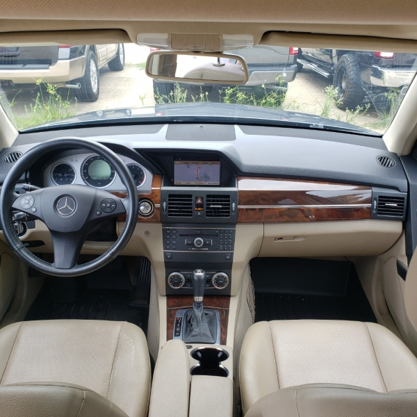 Mercedes-Benz GLK-Class 2012 price $12,795