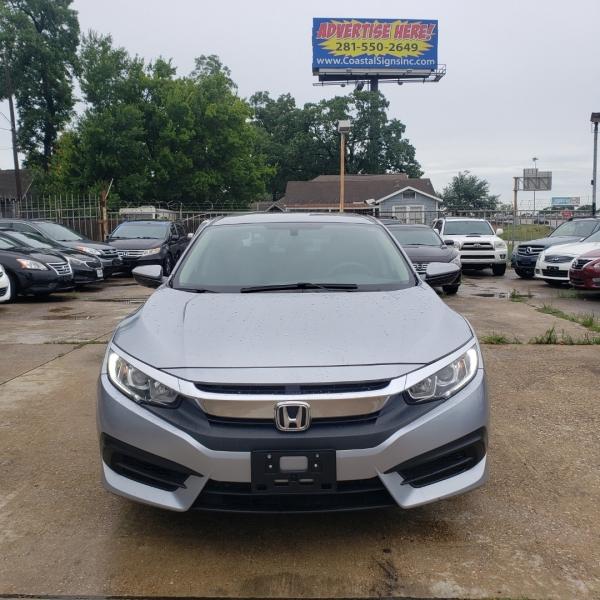 Honda Civic Sedan 2017 price $13,495