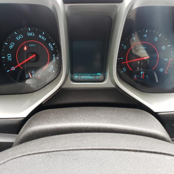 Chevrolet Camaro 2013 price $10,999