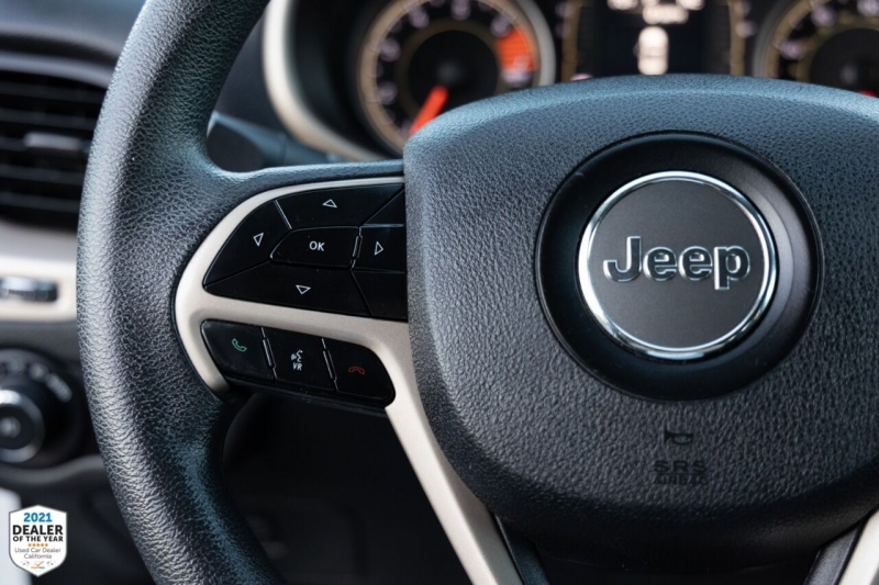 Jeep Cherokee 2018 price $20,900