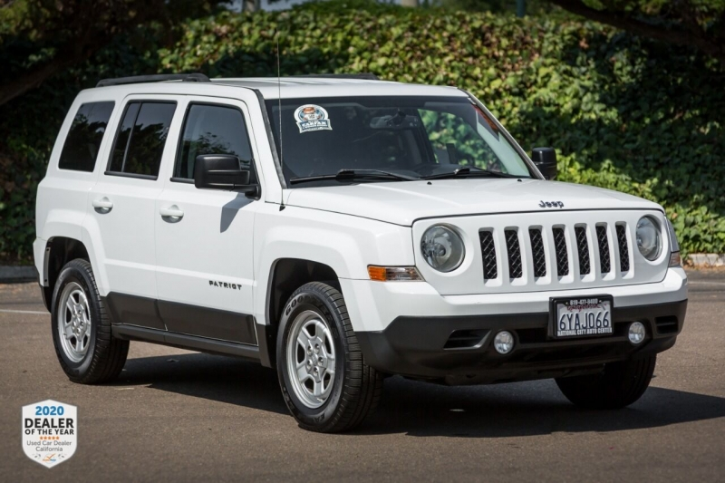 Jeep Patriot 2012 price $10,990