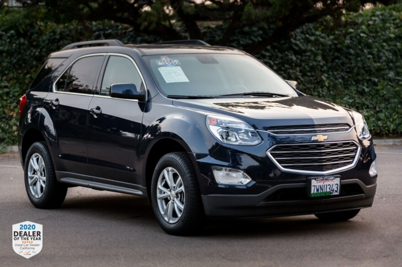 Chevrolet Equinox 2017 price $15,900