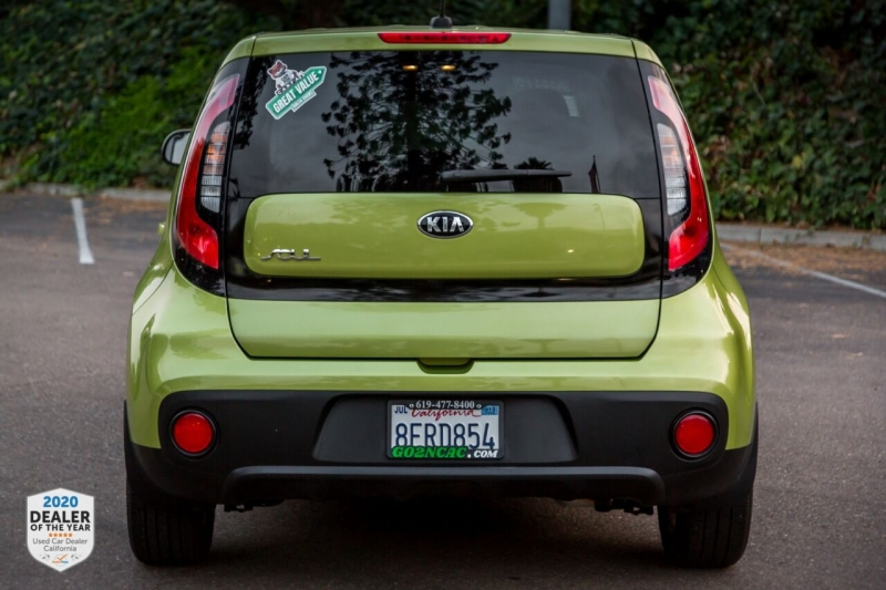 Kia Soul 2018 price $13,700