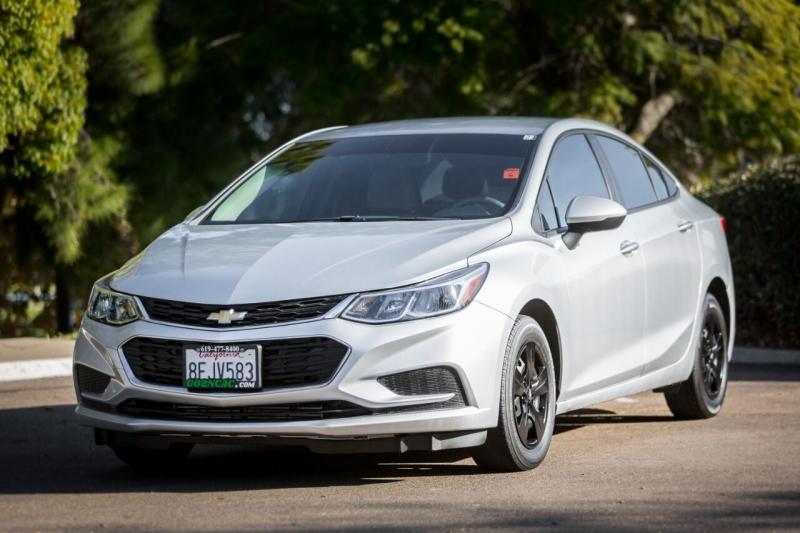 Chevrolet Cruze 2018 price $14,800
